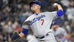 Julio Urias looks ready for postseason, but in what role?
