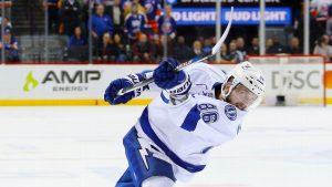 Lightning top scorer Kucherov holding out