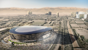 Raiders stadium in Las Vegas is now just one step away from approval