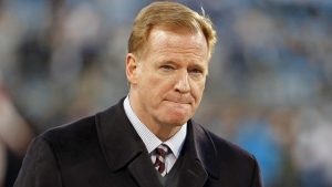 Roger Goodell is 100 percent certain the NFL got Deflategate right