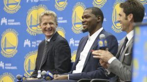 Kerr expects Warriors to go through growing pains, especially on defense