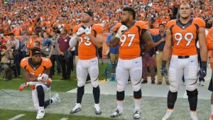 Broncos' Brandon Marshall says he'll meet with Denver's police chief