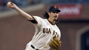 Giants pitcher, and two-sport success, Jeff Samardzija throws shade at Tim Tebow