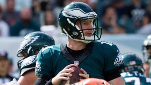 Many of the Browns scouts fired before the draft favored Carson Wentz