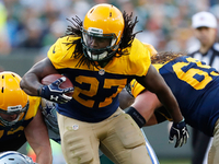 Injuries: Eddie Lacy to miss several weeks+ADs Big Ben out