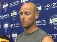 NFL re-opening Josh Brown probe+ADs he won't travel to London