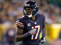 No merit to trade rumors for Bears WR Alshon Jeffery