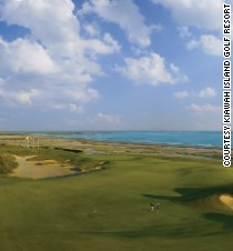 Play golf, live longer?