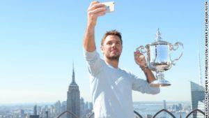 Stan 'The Man' takes Manhattan