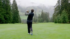 The beauty and history of Swiss golf courses