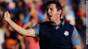 Ryder Cup: Europe cuts US lead