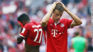 Bayern's perfect league start ended