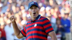 Ryder Cup: US takes command on day two at Hazeltine