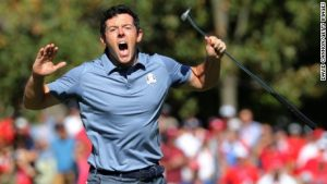 In pictures: US wins Ryder Cup