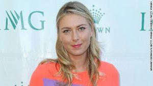 Sharapova 'never doubted' she'd comeback