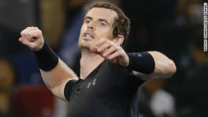 No.1 up for grabs as Murray takes Shanghai title