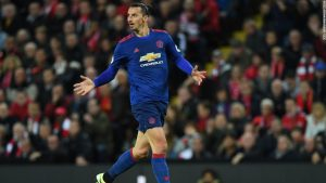 Manchester United holds Liverpool to goalless draw