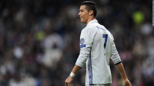 Five-star Real remains unbeaten in Champions League