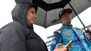 NASCAR Xfinity rained out at Dover, doubleheader with Cup on Sunday