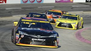 Updated NASCAR Sprint Cup Chase standings after Martinsville