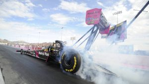 NHRA Toyota Nationals final qualifying, elimination pairings from Las Vegas