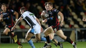 Pro12 Highlights: Newport Gwent Dragons 17-26 Glasgow Warriors