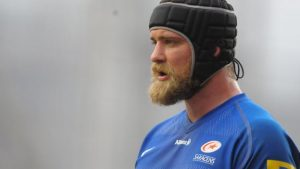 Alistair Hargreaves: Saracens lock retires following concussion