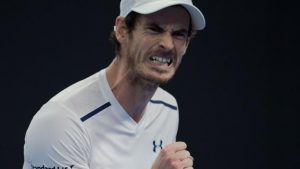 China Open: Andy Murray and Kyle Edmund win to set up all-British quarter-final