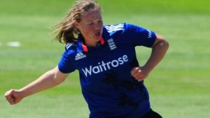 West Indies v England: Injured Anya Shrubsole to miss first two matches of series