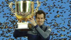 Murray wins fifth singles title of 2016 with China Open victory