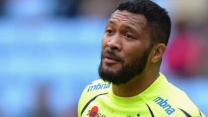 Johnny Leota: Sale Sharks centre given two-week ban