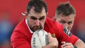 Munster's James Cronin handed four-week ban for stamping