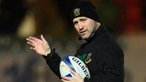 Alex King: Northampton Saints assistant coach leaves Premiership club