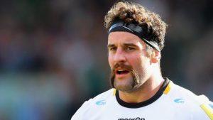 Northampton Saints: Calum Clark injury 'mentally difficult'