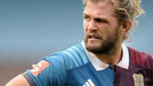 Luke Wallace: Harlequins back-row forward agrees new contract