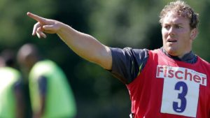 Pat Cilliers: Nottingham Rugby sign Leicester Tigers prop