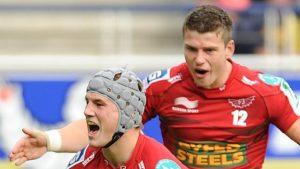 European Rugby Champions Cup: Scarlets v Sale Sharks (Sat)