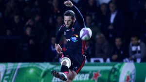 Dragons earn bonus-point win over Brive