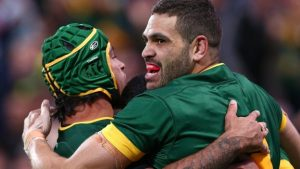 Australia beat New Zealand in Four Nations warm-up