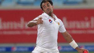 Pakistan v West Indies: Wahab Riaz spell checks visitors' fightback