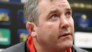 Anthony Foley: Munster coach's death an 'outrageous loss'