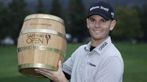 Steele wins Safeway Open as Casey shares third
