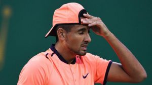 Kyrgios banned for eight weeks & fined $25,000