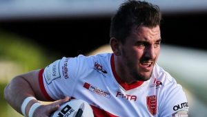 Adam Walker: St Helens sign Hull KR forward on two-year contract