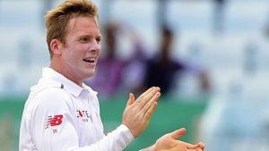 Simon Harmer: South Africa all-rounder joins Essex on Kolpak deal