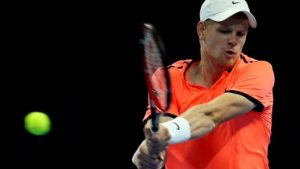 Kyle Edmund beats Andreas Seppi to reach first ATP semi-final in Antwerp
