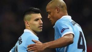 Aguero +ACY-amp+ADs Kompany have Man City future – Guardiola