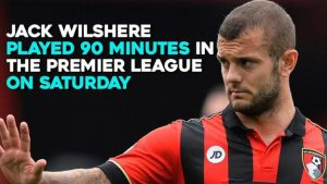 What+ACYAIw-039+ADs-s happened since Wilshere last played 90 minutes?