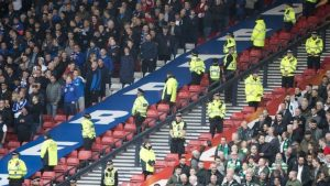 +ACYAIw-039+ADs-Abhorrent+ACYAIw-039+ADs bottle attack on young Rangers fan before Celtic game