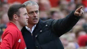 Rooney is going nowhere – Mourinho